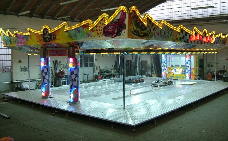 progettazione installazione e vendita di e giostre e ForGiostre Net Usato