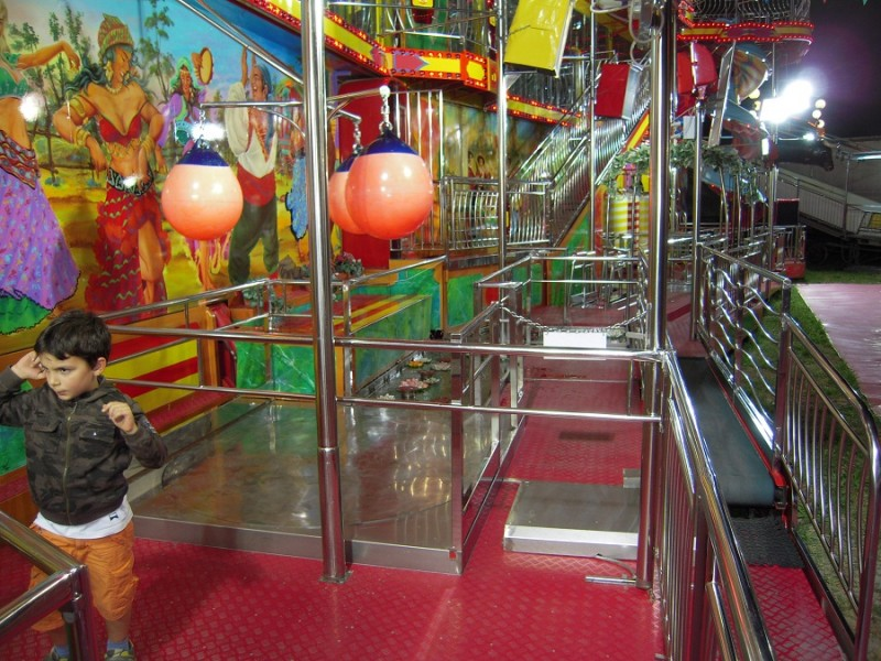 Fun House 3 Levels Fun House Spring Amusements